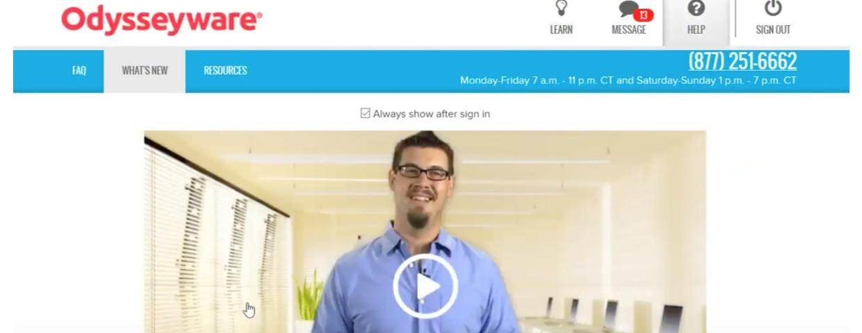 Odysseyware online learning platform