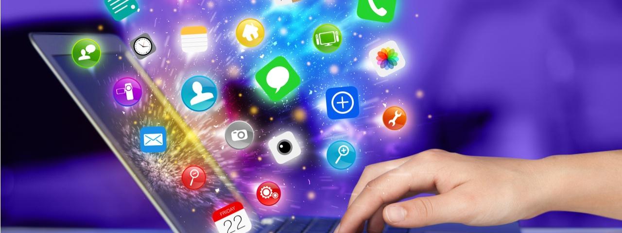 Distractions faced in online schools