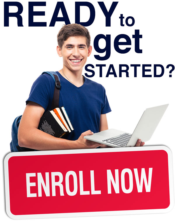 Ready to Get Started? Enroll Now!